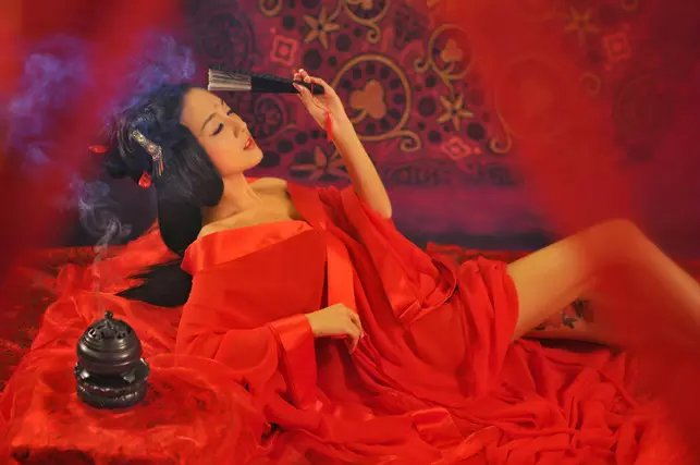 一抹寒烟,湿潇湘,谁伴青箩,染画楼-----随笔·音符 随笔·音符 第2张