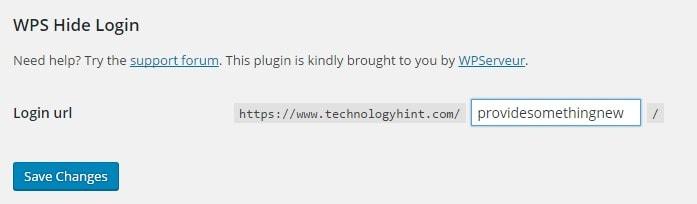 更改WordPress的登录网址 提高安全性 WordPress 第1张