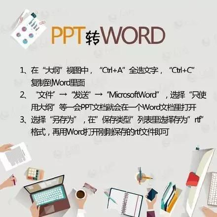 WORD/PDF/PPT格式转换大全, 速度成为文档转换高手 PC教程 第6张
