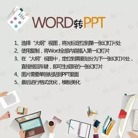 WORD/PDF/PPT格式转换大全, 速度成为文档转换高手 PC教程 第8张