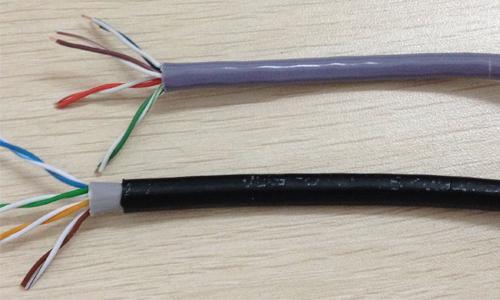你知道少了四条网线芯的四芯网线怎么传输网络的吗 PC教程 第1张