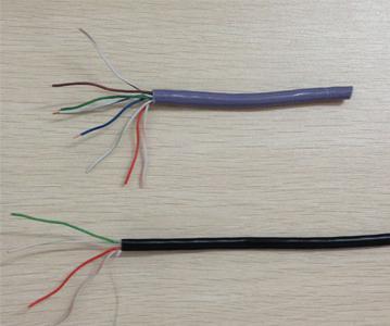 你知道少了四条网线芯的四芯网线怎么传输网络的吗 PC教程 第4张